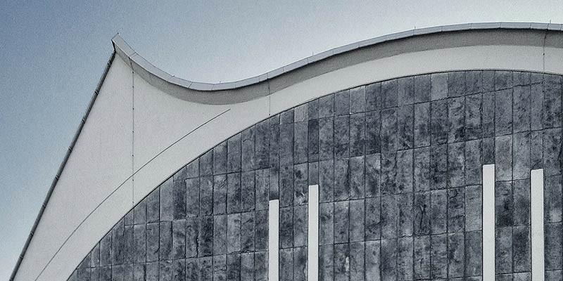 Historische Großmarkthalle Hamburg Dach